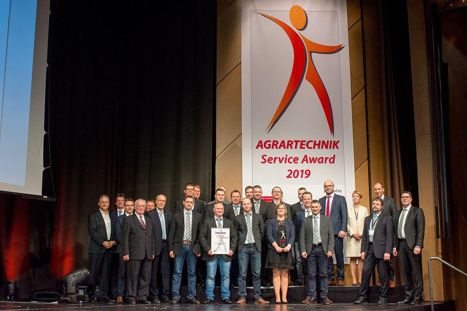 Auszeichnung für die Mecklenburger Landtechnik GmbH