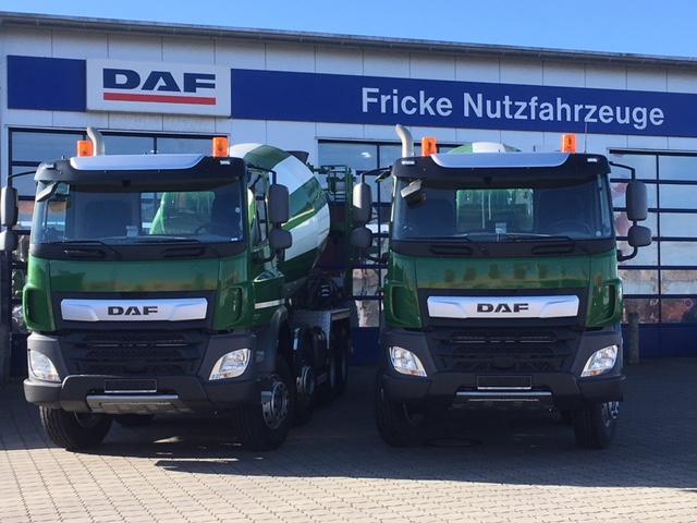 Auslieferung in Bremerhaven