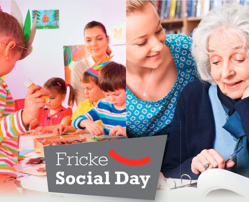 Soziale Projekte für den Fricke Social Day 2016 gesucht