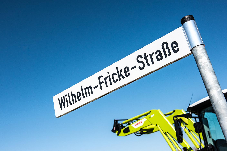 Wilhelm-Fricke-Straße in Heeslingen eröffnet