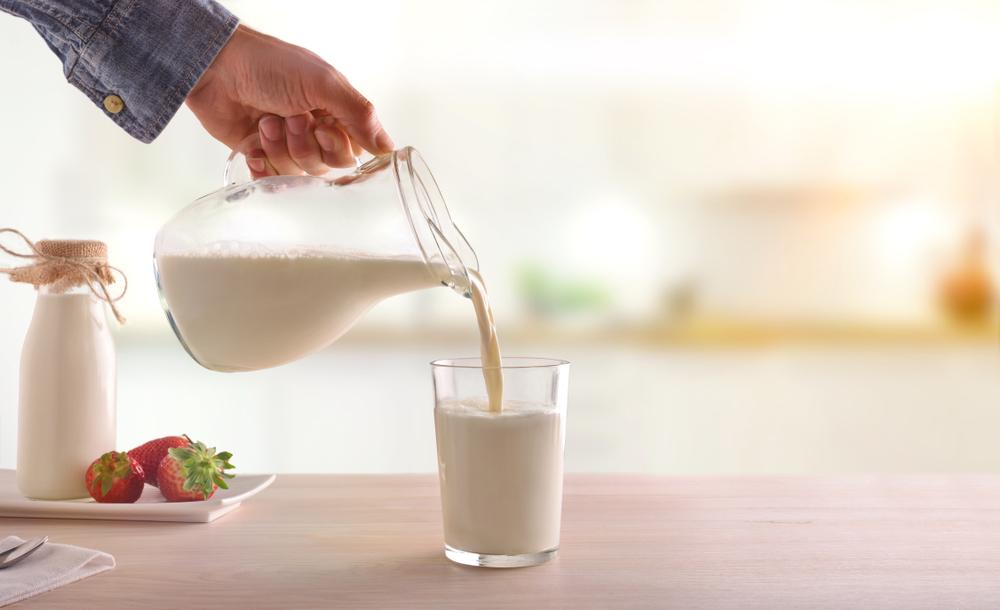 Kaniber empfiehlt Milch als Sportgetränk
