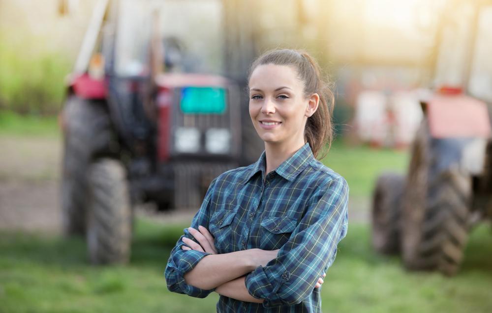 Die Landwirtschaft ist ein bisschen weiblicher geworden