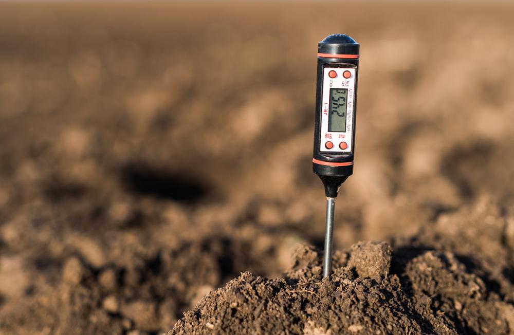 Pilotprojekt für bessere Feuchtigkeit von Ackerböden gestartet