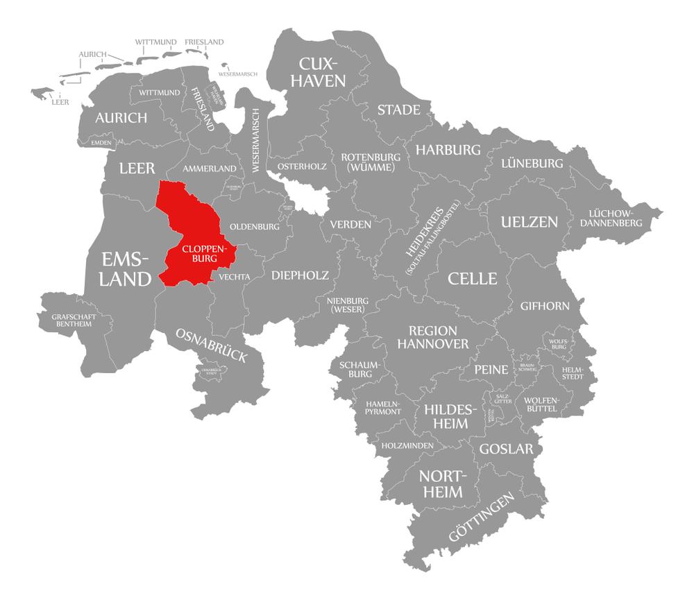 Neuer Ausbruch der Geflügelpest im Landkreis Cloppenburg