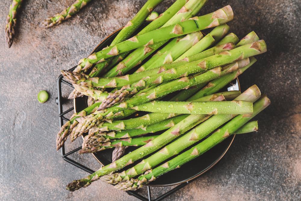 Spargelsaison offiziell eröffnet - Bauern rechnen mit guter Ernte