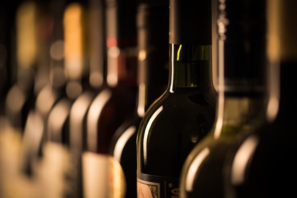 Lagerbestände beim Wein deutlich abgebaut