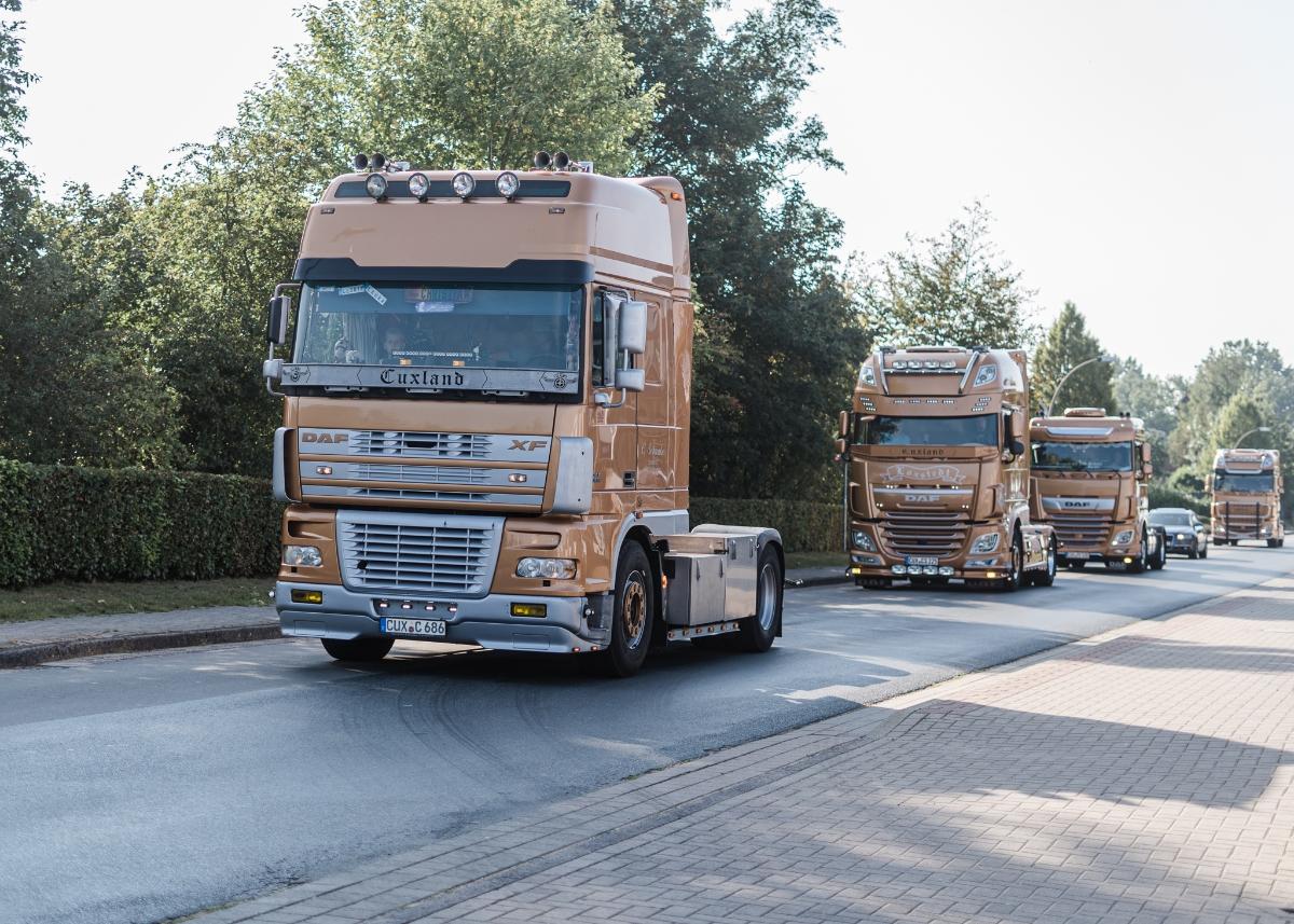 Trucker Frühstück am 31.08.2019 war ein voller Erfolg!