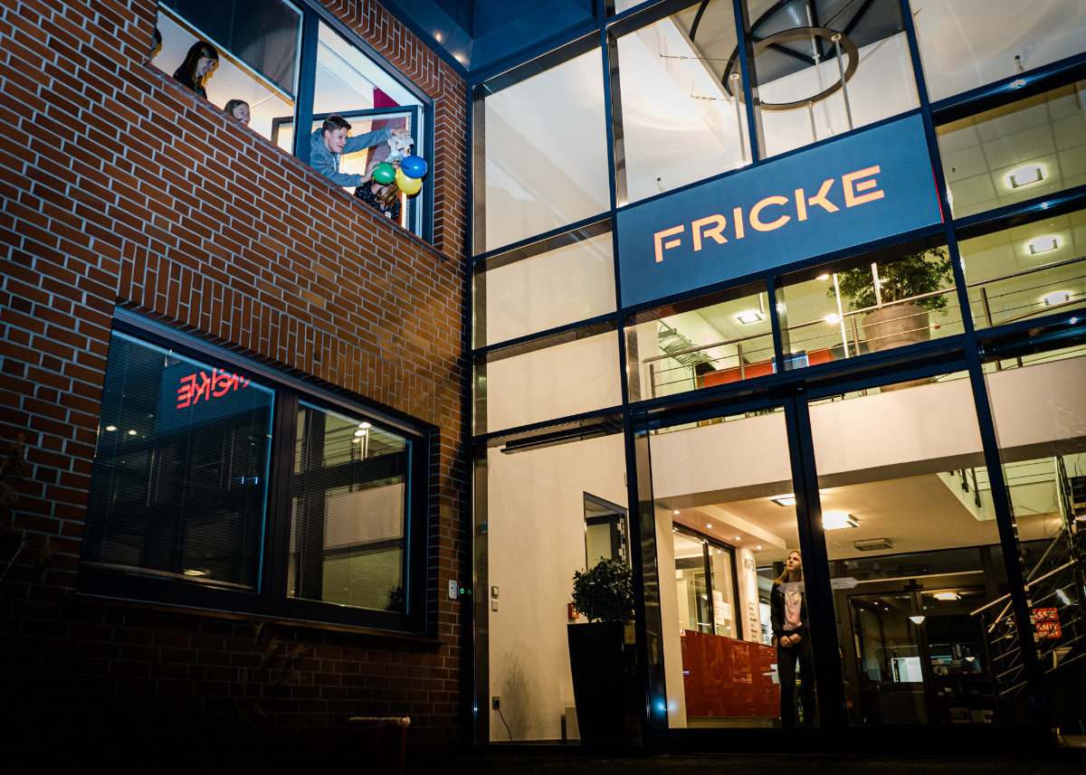 MINT-Initiative startet in Heeslingen bei der FRICKE Gruppe