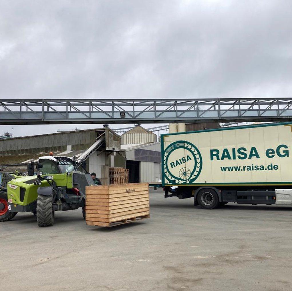 RAISA eG - CLAAS Scorpion 960 & CLAAS Scorpion 756
