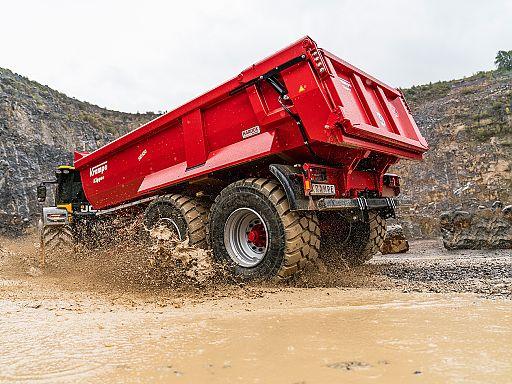 KRAMPE HD 550 Carrier