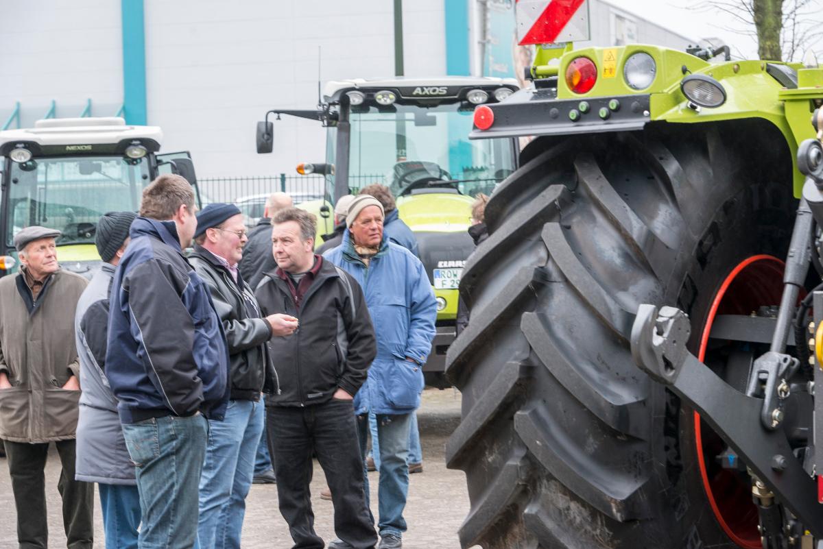 Tag der offenen Tür bei Fricke Landmaschinen in Lamstedt und Winsen