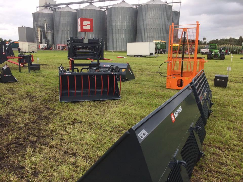 Transport und Logistik in der Landwirtschaft