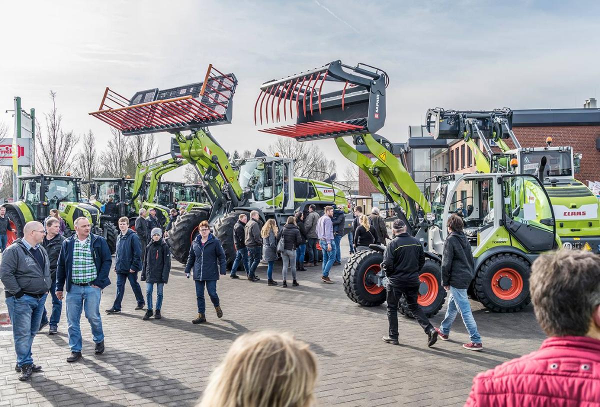 53. Heeslinger Landmaschinenschau am Samstag, 9. März & Sonntag, 10. März rückt näher!