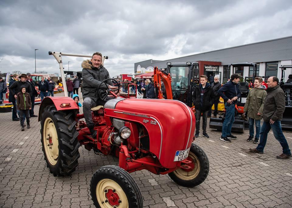 Bildergalerie: 53. Heeslinger Landmaschinenschau