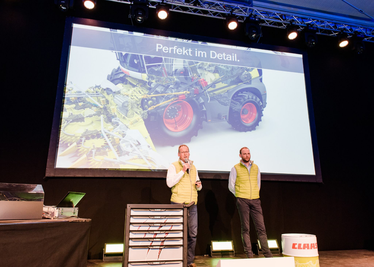 CLAAS Driver's Night 2019
